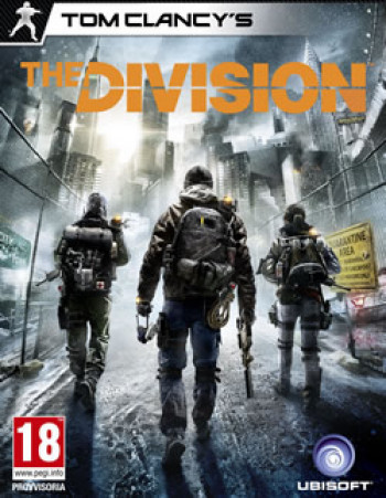 Capa de Tom Clancy's The Division