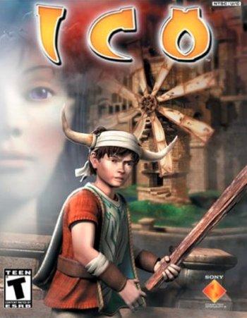 Capa de Ico