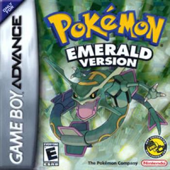 Capa de Pokémon Emerald