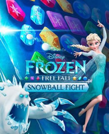 Capa de Frozen Free Fall: Snowball Fight