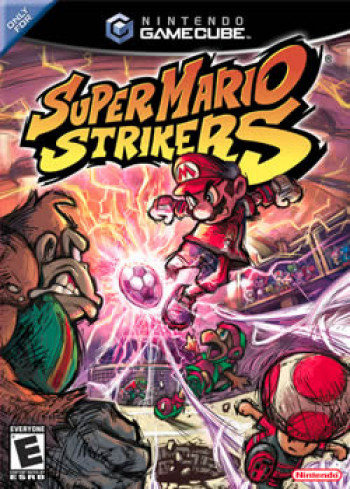 Capa de Super Mario Strikers