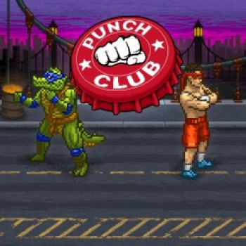 Capa de Punch Club