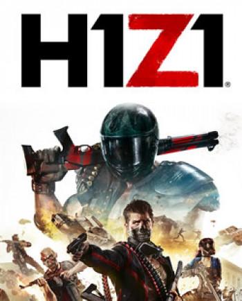 Capa de H1Z1