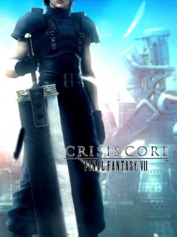 Capa de Crisis Core: Final Fantasy VII