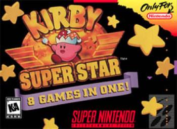 Capa de Kirby Super Star