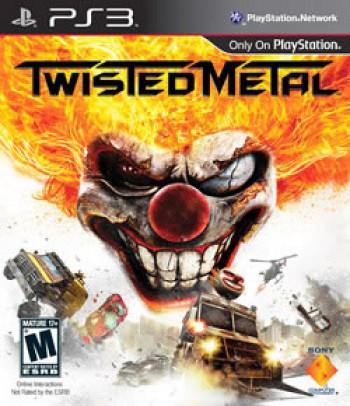 Capa de Twisted Metal
