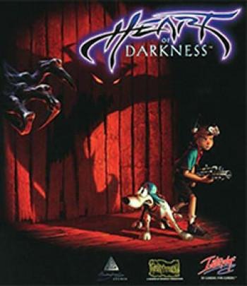 Capa de Heart of Darkness