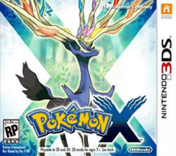 Capa de Pokémon X