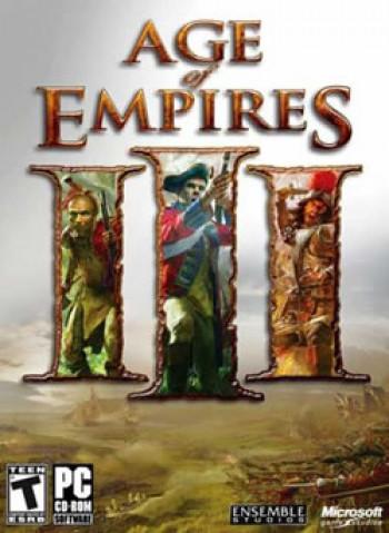Capa de Age of Empires III