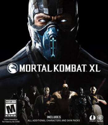 Capa de Mortal Kombat XL