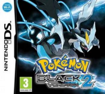 Capa de Pokémon Black 2