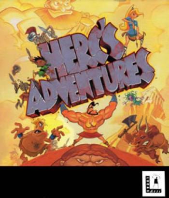 Capa de Herc's Adventures