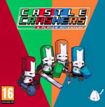 Capa de Castle Crashers