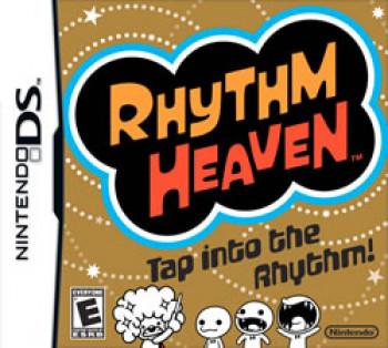 Capa de Rhythm Heaven
