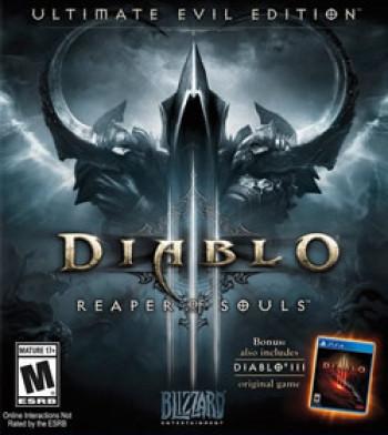 Capa de Diablo III: Reaper of Souls