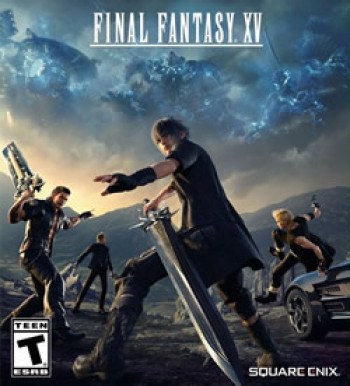 Capa de Final Fantasy XV