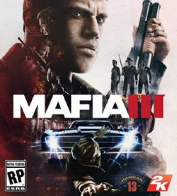 Capa de Mafia III