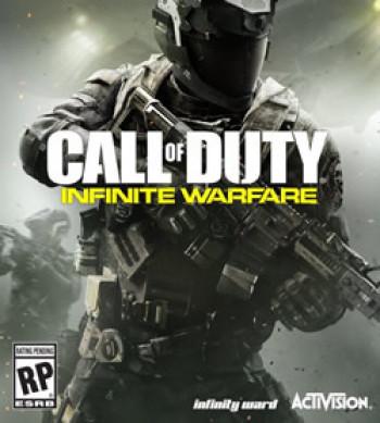 Capa de Call of Duty: Infinite Warfare