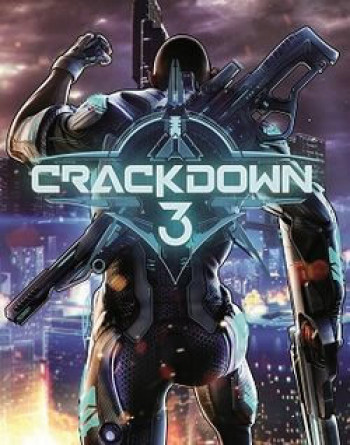 Capa de Crackdown 3