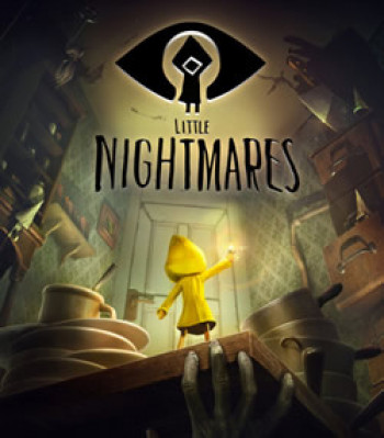 Capa de Little Nightmares