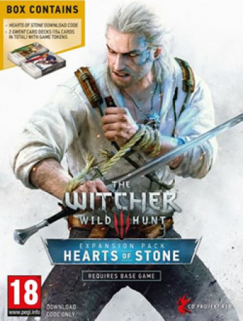 Capa de The Witcher 3: Wild Hunt - Hearts of Stone