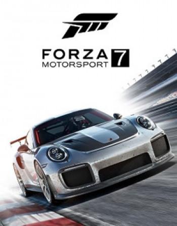 Capa de Forza Motorsport 7