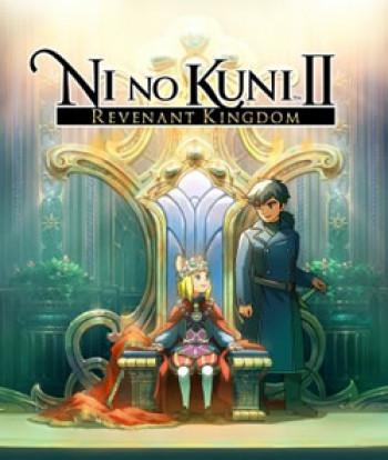 Capa de Ni no Kuni II: Revenant Kingdom