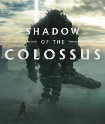Capa de Shadow of the Colossus Remastered