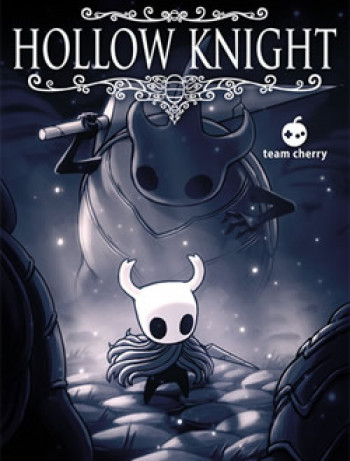 Capa de Hollow Knight