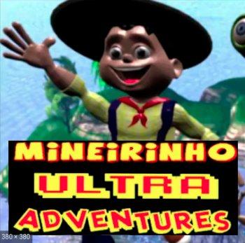 Capa de Miner Ultra Adventures