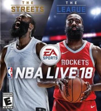 Capa de NBA Live 18