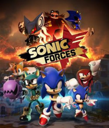 Capa de Sonic Forces