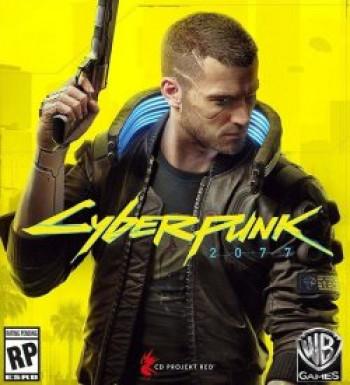 Capa de Cyberpunk 2077