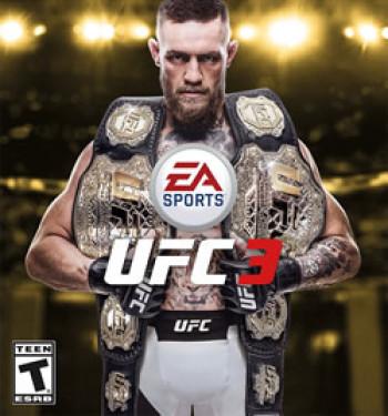 Capa de EA Sports UFC 3