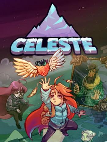Capa de Celeste