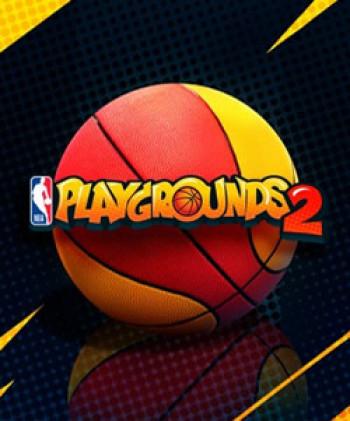 Capa de NBA Playgrounds 2