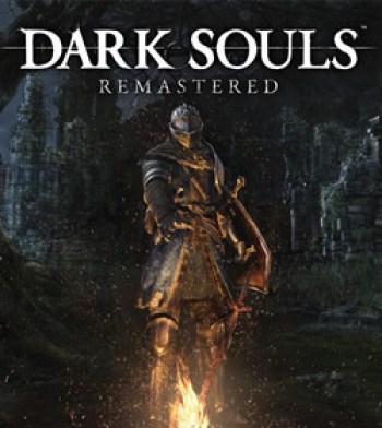 Capa de Dark Souls: Remastered
