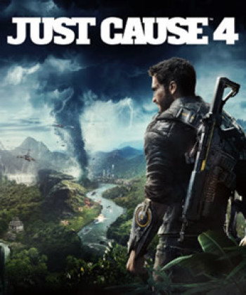 Capa de Just Cause 4