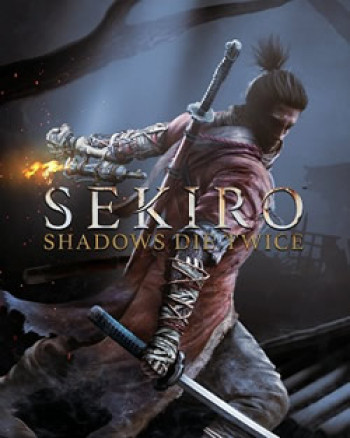 Capa de Sekiro: Shadows Die Twice