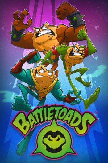 Capa de Battletoads