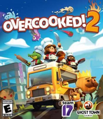 Capa de Overcooked! 2