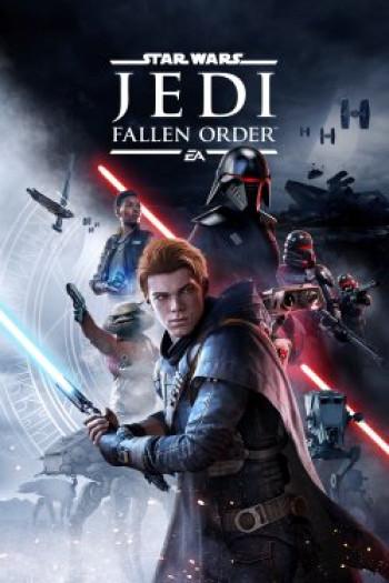 Capa de Star Wars: Jedi Fallen Order