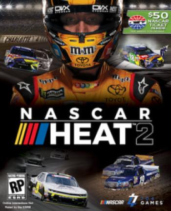 Capa de NASCAR Heat 2