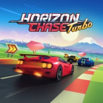 Capa de Horizon Chase