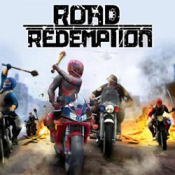 Capa de Road Redemption