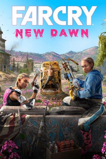 Capa de Far Cry: New Dawn