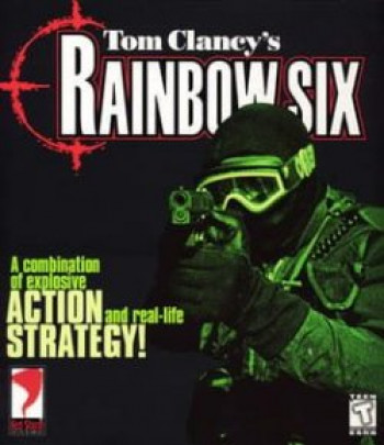 Capa de Tom Clancy's Rainbow Six