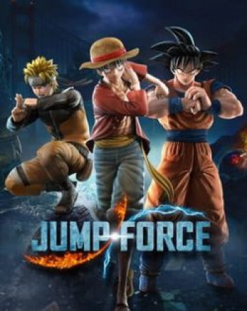 Capa de Jump Force