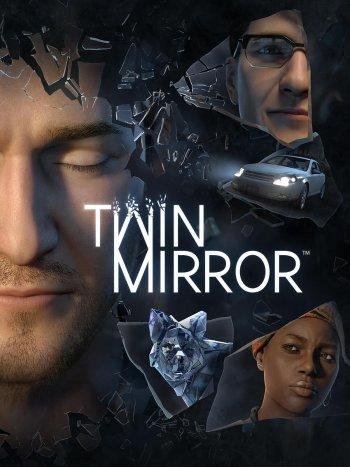 Capa de Twin Mirror