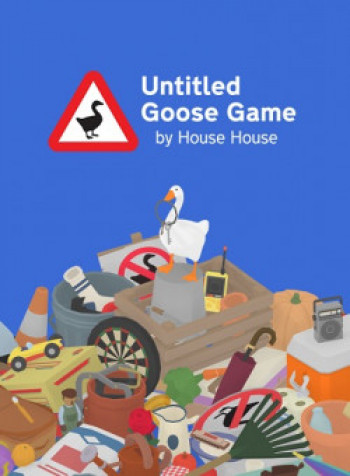 Capa de Untitled Goose Game